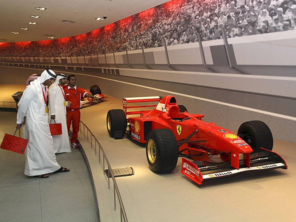 Парк развлечений Ferrari World (…