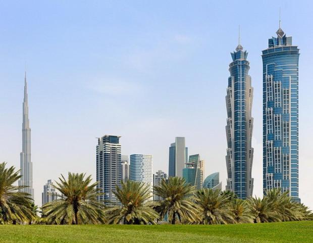самые высокие отели мира фото