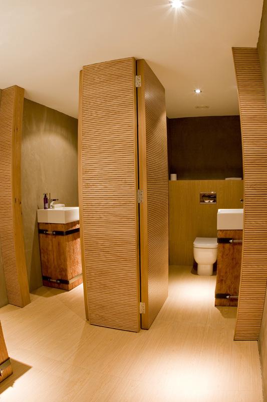 for Restaurant restroom design ideas