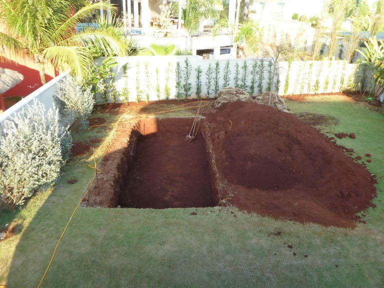 Бассейн на даче  фото пошагово видео